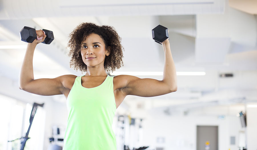 Strength Training for Bone and Joint Health