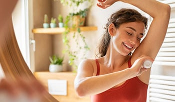 So You Want To Switch to Natural Deodorant