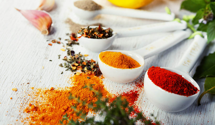The Best Spices to Support Weight Loss