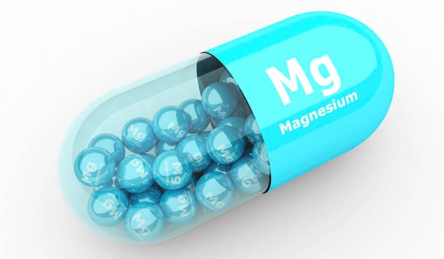 Magnesium is second only to potassium in terms of ...