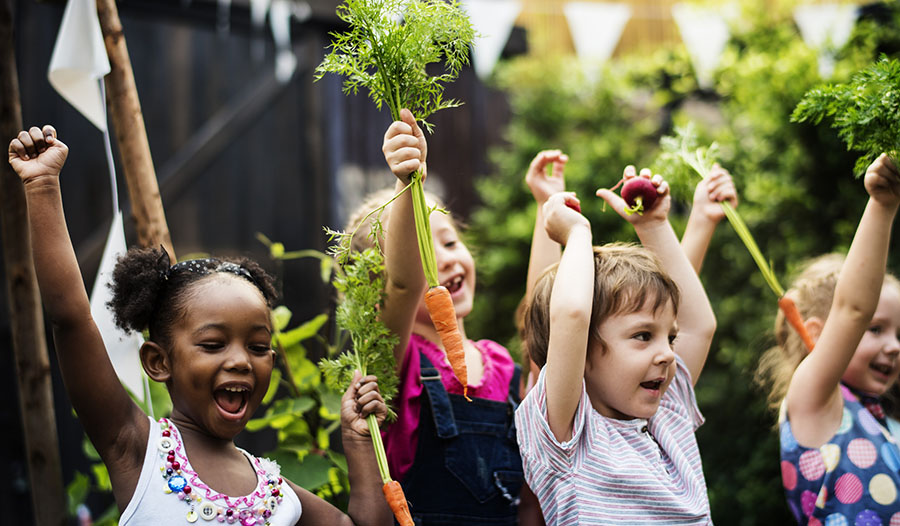 Tips to Get Kids to Eat Their Vegetables