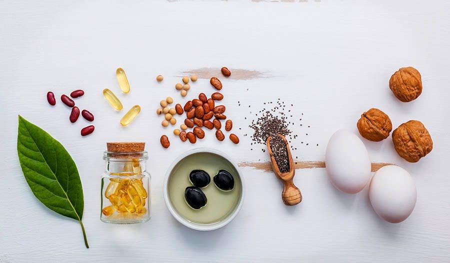 Top 6 Supplements Vegetarians May Need