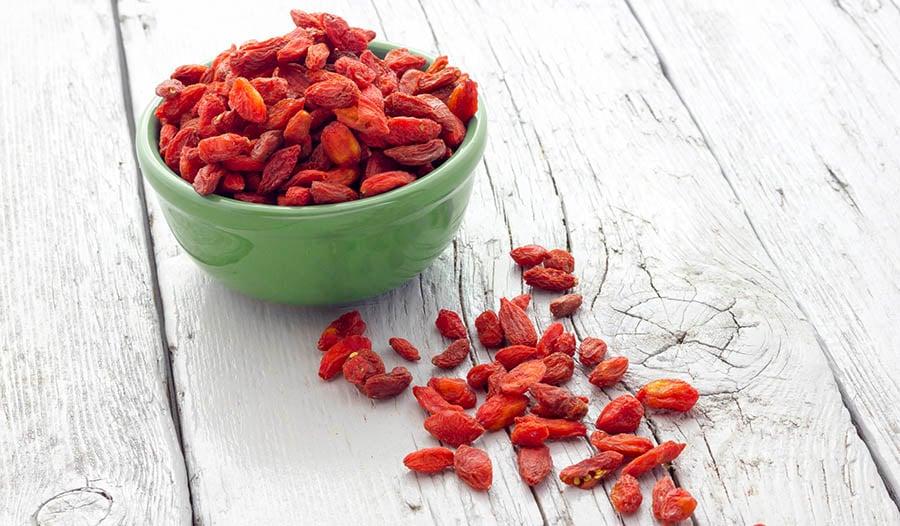 Попробуйте питательные и ароматные ягоды годжи
