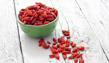 Try Goji Berries for Flavor and Nutrition