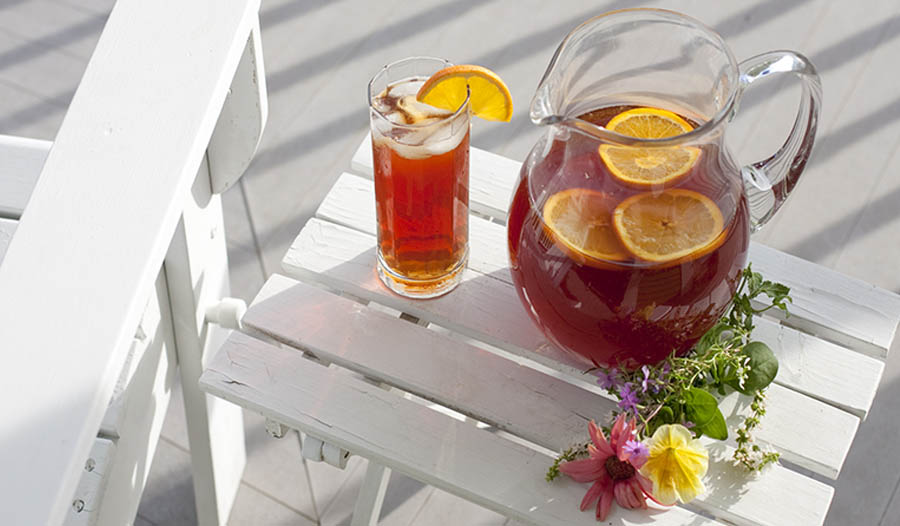 Types of Tea + Iced Tea Recipes