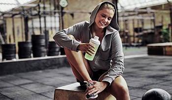 Wie Sie nach dem Training Ihre Elektrolyte aufladen können