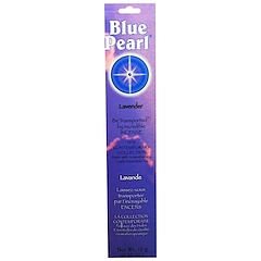 Blue Pearl, The Contemporary Collection, Lavender Incense, 0.35 oz (10 g)