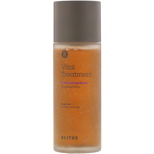 Blithe, Vital Treatment, 8 Nourishing Beans, 5 fl oz (150 ml) (Discontinued Item)