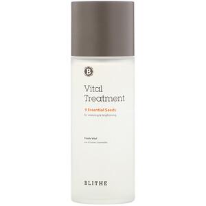 Blithe, Vital Treatment, 9 Essential Seeds, 5 fl oz (150 ml) отзывы покупателей