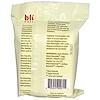 Blum Naturals, TΣgliche Spⁿlungs- und Makeupentfernungs-Tⁿcher, fettige & Mischhaut, Teebaum, 30 Tⁿcher