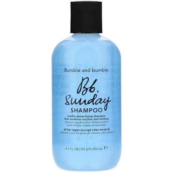 Bumble and Bumble, Bb. Sunday, Shampoo, 8.5 fl oz (250 ml) (Discontinued Item)