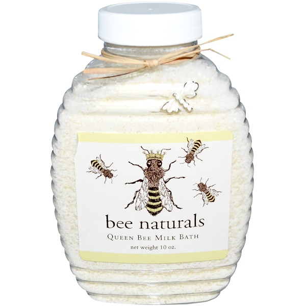 Bee Naturals, クイーンビー・ミルクバス, 10 オンス (Discontinued Item)