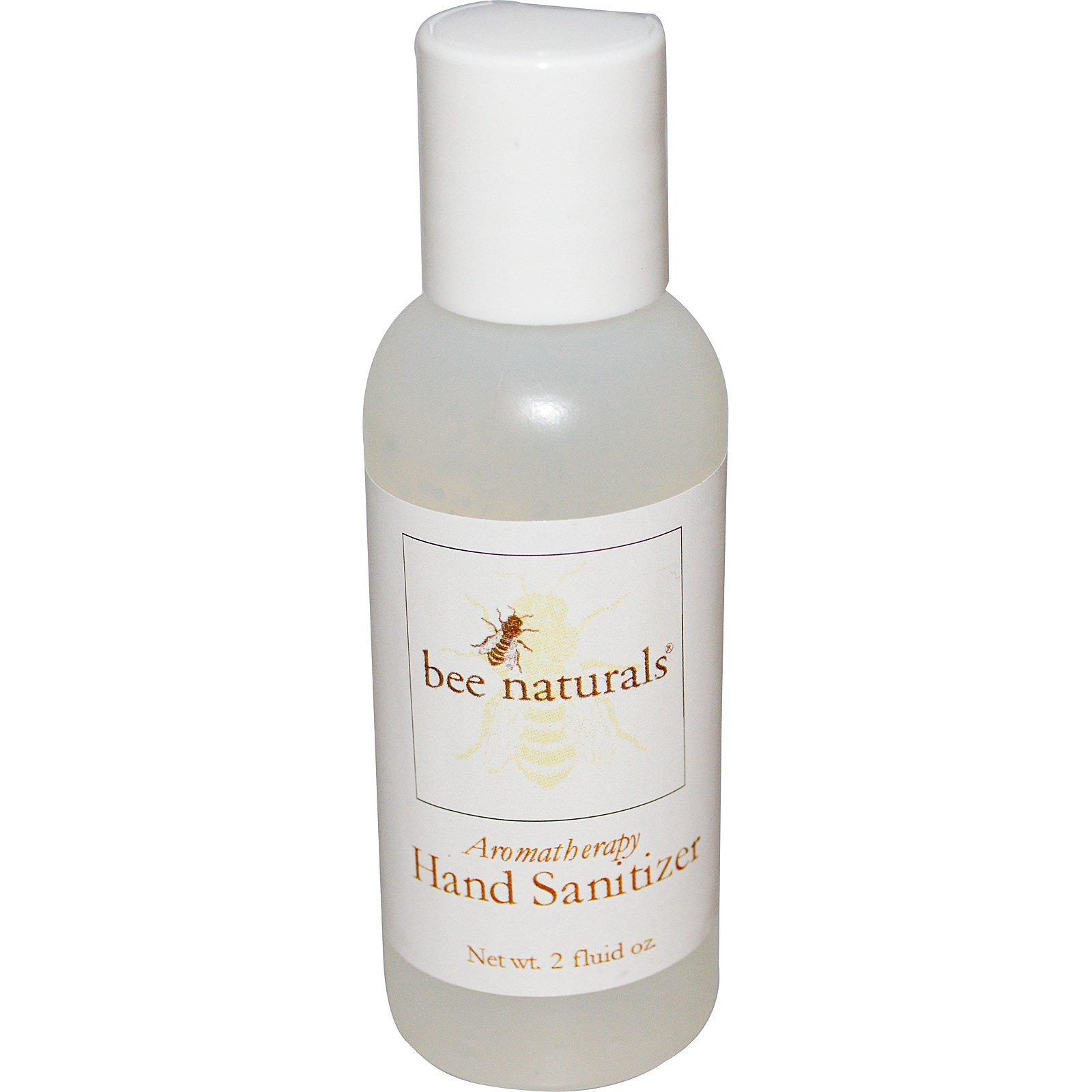 Bee Naturals, Дезинфицирующее средство для рук, 2 жидкие унции