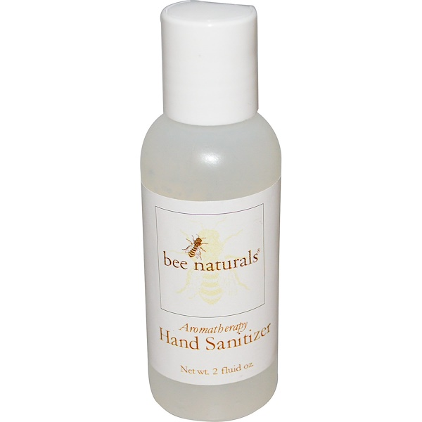 Bee Naturals, Aromatherapy Hand Sanitizer, 2 fl oz (Discontinued Item)