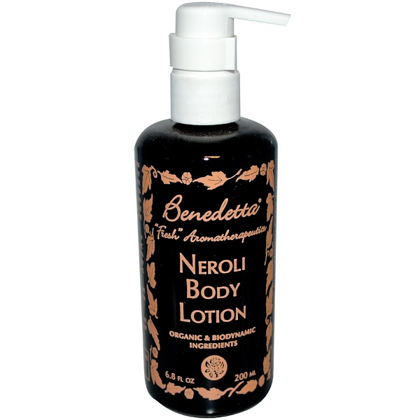 Benedetta, Neroli Body Lotion, 6.8 fl oz (200 ml) (Discontinued Item)
