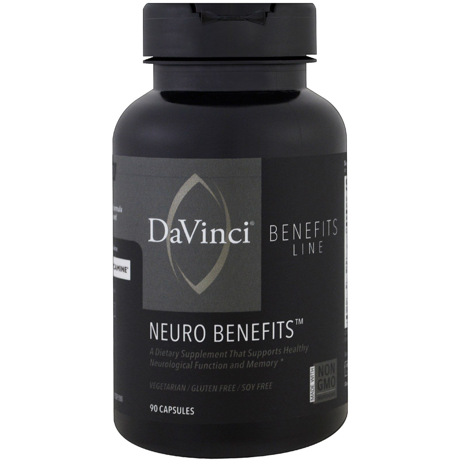 DaVinci Benefits, Neuro Benefits, 90 капсул