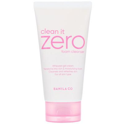 Купить Banila Co. Clean It Zero, очищающая пенка, 150мл (5, 07жидк.унции)
