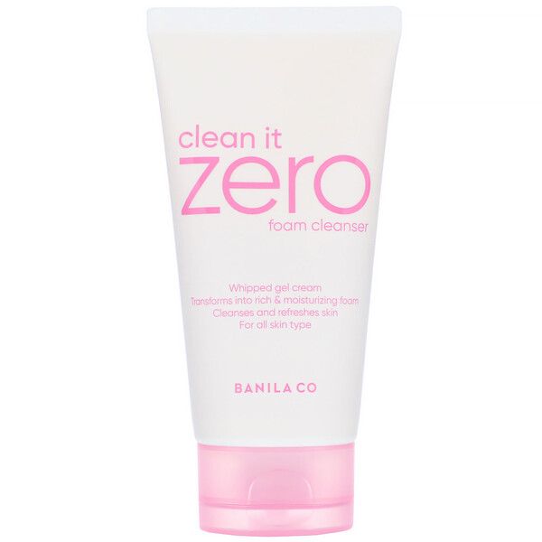 Clean It Zero, Foam Cleanser, 5.07 fl oz (150 ml)