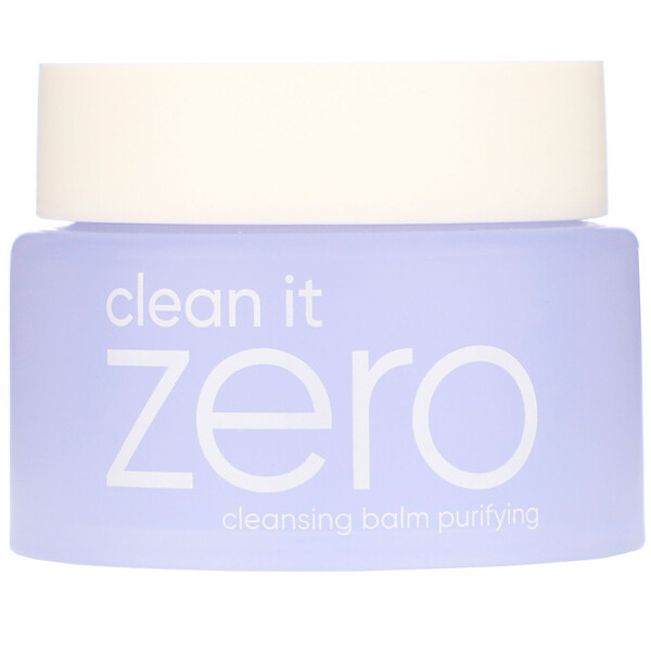 Clean it Zero, Bálsamo de limpieza, Purificante, 100 ml (3,38 oz. líq.)