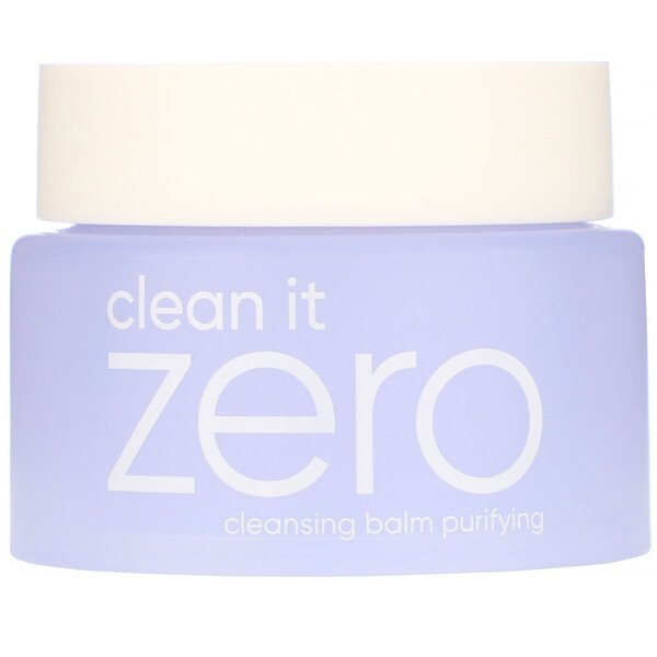 Banila Co., Clean It Zero, Baume nettoyant et purifiant, 100 ml (Discontinued Item)