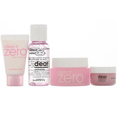 Купить Banila Co. Dear Hydration Skin Care Starter Kit, 4 Piece Kit