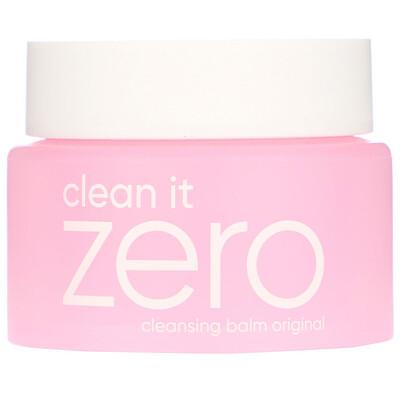 Купить Banila Co. Clean It Zero, очищающий бальзам, оригинальный, 100мл (3, 38жидк.унции)