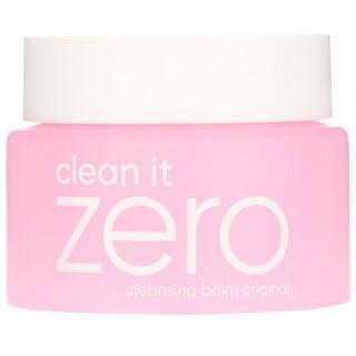 Banila Co., Clean It Zero, очищающий бальзам, оригинальный,100мл (3,38жидк.унции)
