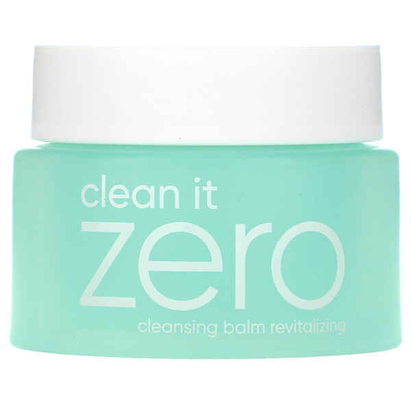 Clean It Zero, Cleansing Balm, Revitalizing, 3.38 fl oz (100 ml)