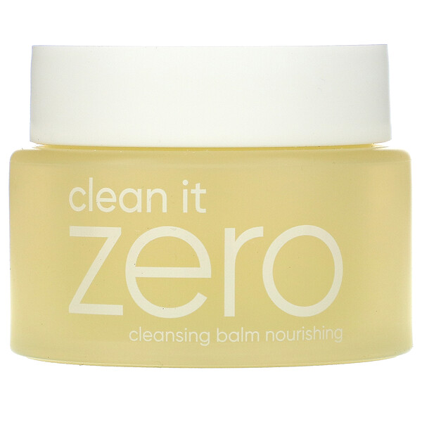 Clean It Zero, Cleansing Balm, Nourishing, 3.38 fl oz (100 ml)
