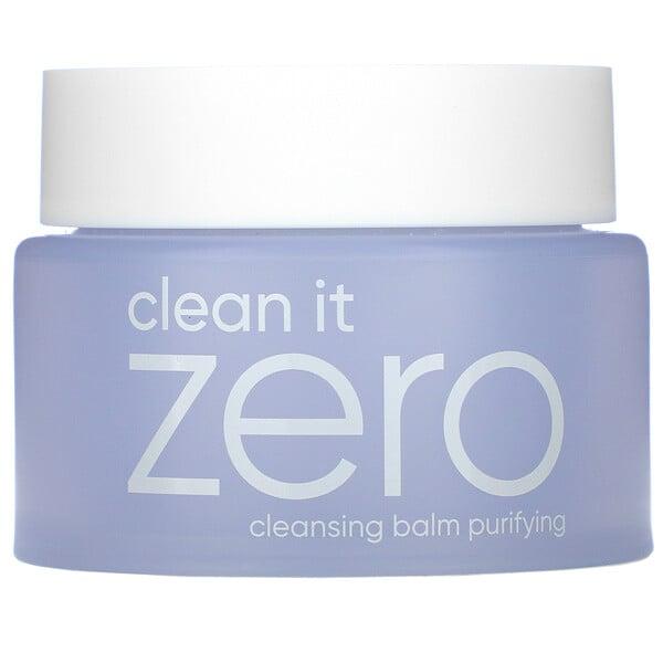 Clean It Zero، بلسم منظف، ينقي للبشرة، 3.38 أونصة سائلة (100 مل)