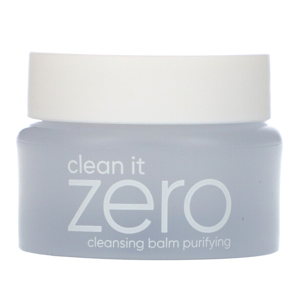 Banila Co., Clean It Zero, Cleansing Balm Purifying, 0.24 fl oz (7 ml) (Discontinued Item)