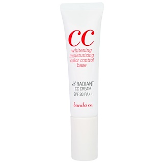 Banila Co., Radiant CC Cream, SPF 30 PA plus, 30 ml