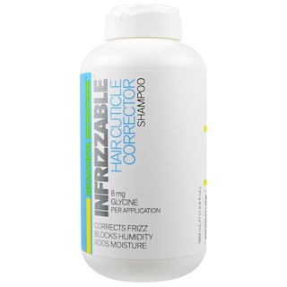Beautiful Nutrition, Infrizzable Hair Cuticle Corrector, Shampoo, 12.4 fl oz (368 mg)
