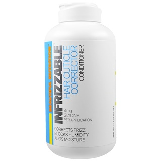 Beautiful Nutrition, Infrizzable Hair Cuticle Corrector, Conditioner, 12.4 fl oz (368 ml)