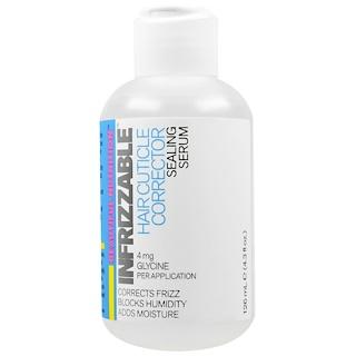 Beautiful Nutrition, Infrizzable Hair Cuticle Corrector, Sealing Serum, 4.3 fl oz (126 ml)