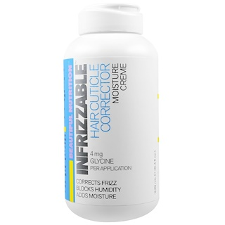 Beautiful Nutrition, Infrizzable, Hair Cuticle Correcter, Moisture Cream, 8.4 fl oz (249 ml)