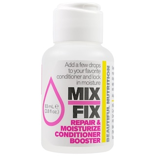 Beautiful Nutrition, Mix, Fix Repair & Moisturize Conditioner Booster, 2.8 fl oz (83 ml)