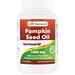 Pumpkin Seed Oil, 1000 mg,  90 Softgels - изображение