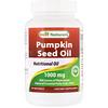 Pumpkin Seed Oil, 1000 mg,  90 Softgels