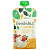 Beech-Nut, Breakfast, Stage 4, Yogurt, Banana & Mixed Berry, 12 Pouches, 3.5 oz (99 g) Each
