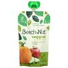 Beech-Nut, Veggies, Stage 2, Pumpkin, Zucchini & Apple, 6 Pouches, 3.5 oz (99 g) Each