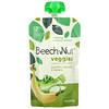 Beech-Nut, Veggies, Stage 2, Zucchini, Spinach & Banana, 12 Pouches, 3.5 oz (99 g) Each