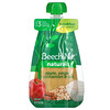 Beech-Nut, Naturals, Breakfast with Yogurt, Stage 3, Apple, Yogurt, Cinnamon & Oat, 6 Pouches, 3.5 oz (99 g) Each