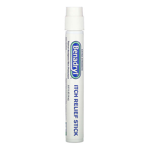 Itch Relief Stick, Extra Strength, 0.47 fl oz (14 ml)
