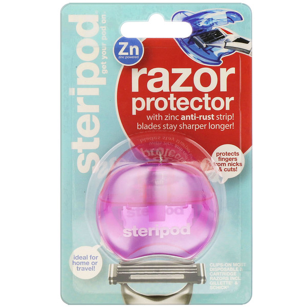 Zinc Powered, Razor Protector