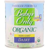 Baby's Only Organic, детская смесь, молочная, 360г - фото