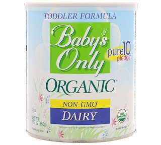 Nature's One, Organic, Toddler Formula, Dairy, 12.7 oz (360 g)