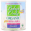Nature's One, Baby's Only Organic, Toddler Formula, DHA & ARA, Dairy, 12.7 oz (360 g)