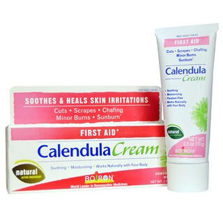 Boiron, Calendula Cream, First Aid, 2.5 oz (70 g)