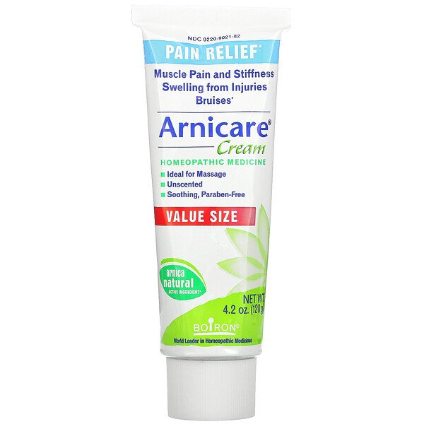 Arnicare Cream, Pain Relief, Unscented, 4.2 oz (120 g)